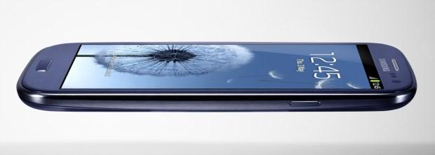 Samsung GALAXY S III profile