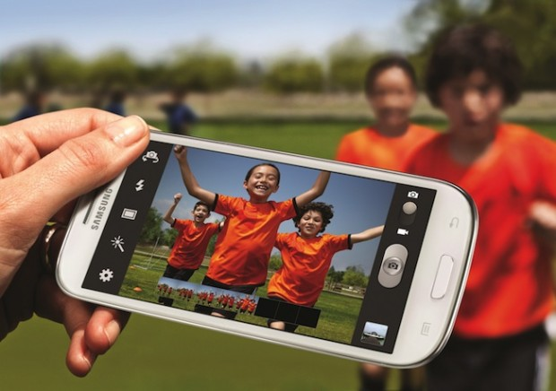 Samsung Galaxy S III Announced