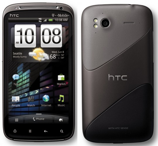 HTC Sensation 4G Android 4.0 Update Coming 'Very Soon'