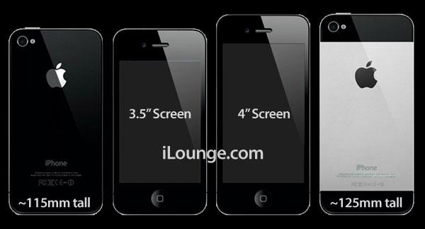 iLounge iPhone 5 render