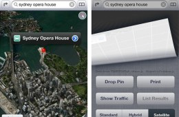 Apple TomTom iOS 6 Maps app