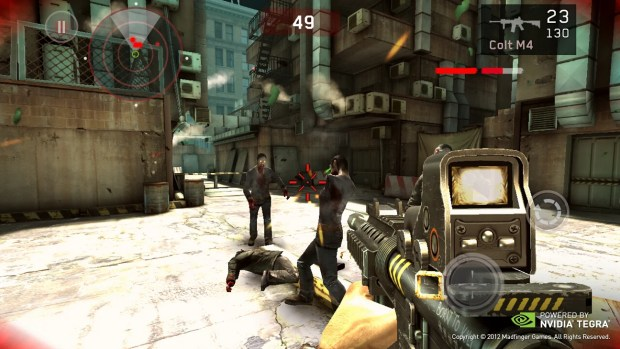 Dead Trigger for Android Goes Free Due to Piracy