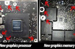 MacBook Pro leaks