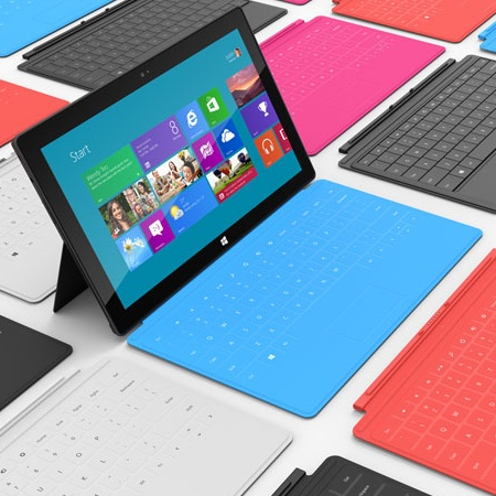 Microsoft Surface Touch Cover Gallery Thumb