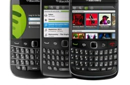 Spotify for BlackBerry