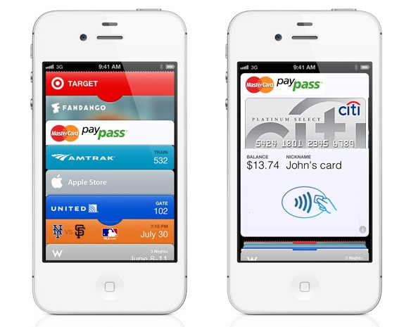 iPhone 5 NFC for PayPass Payments