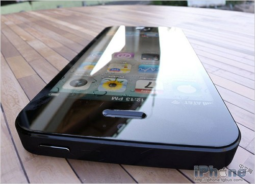 iPhone 5 Photo Leak 4-inch display