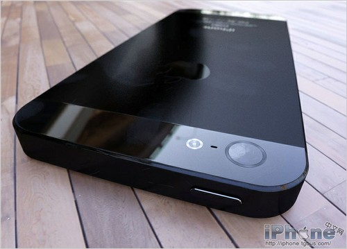 iPhone 5 Photo Leak Camera