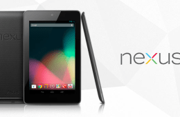 The Nexus 7 doesn't have a rear camera.