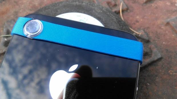 Easy-Macro on iPhone 4S