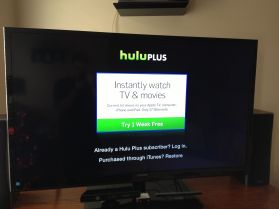 Hulu Plus for Apple TV - 02