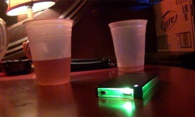 IPhone case LED notifications