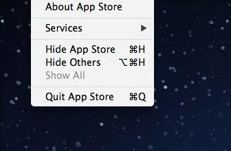 Mac app Store Error 100