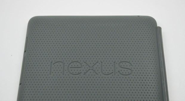 Official Nexus 7 Case Review - back