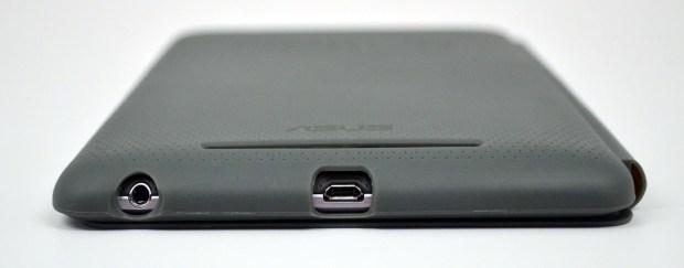 Official Nexus 7 Case Review - ports