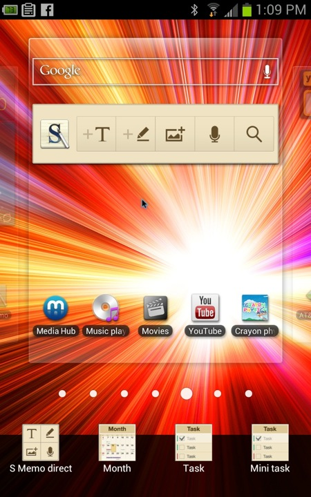 S Memo Home Screen Widget.jpg