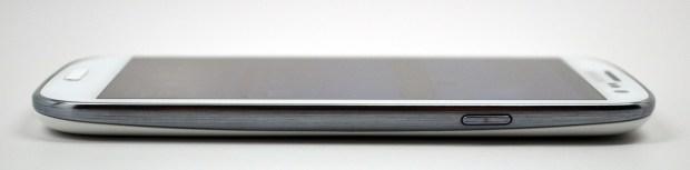 Verizon Galaxy S III Design