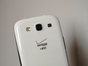 Verizon Samsugn Galaxy S III
