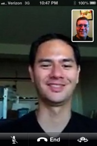 facetime over 3G 4G LTE iOS 6