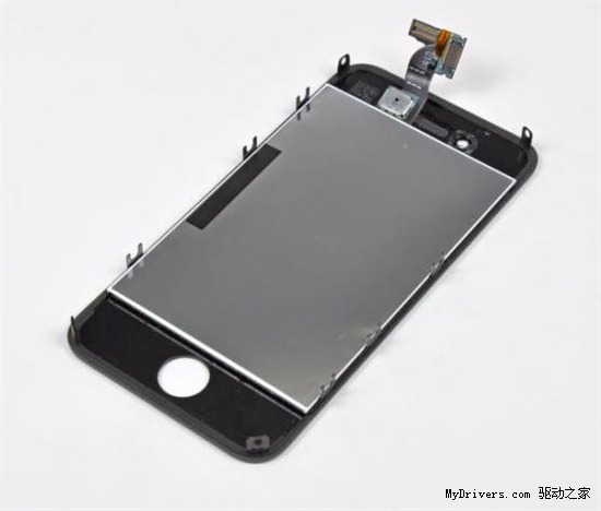 iPhone 5 display front panel