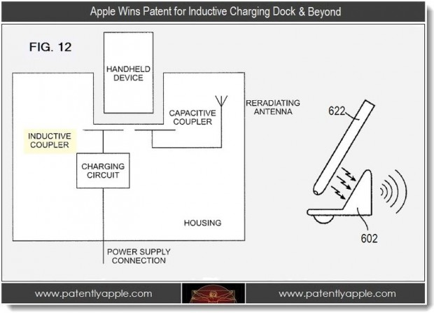 iPhone 5 wireless charging
