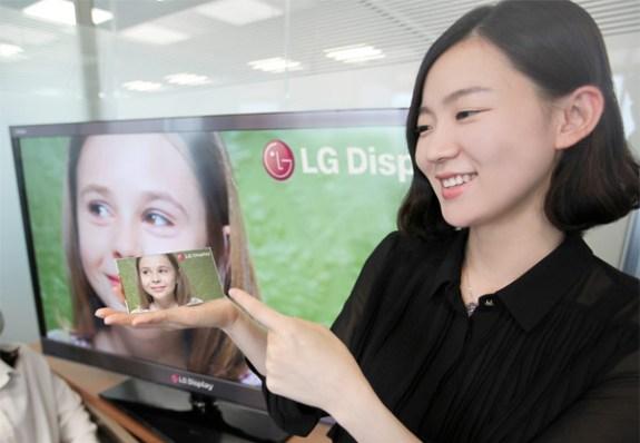 5 inch 1080P HD Smartphone Display