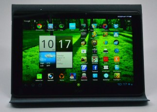 Acer iconia A700 Review - Display