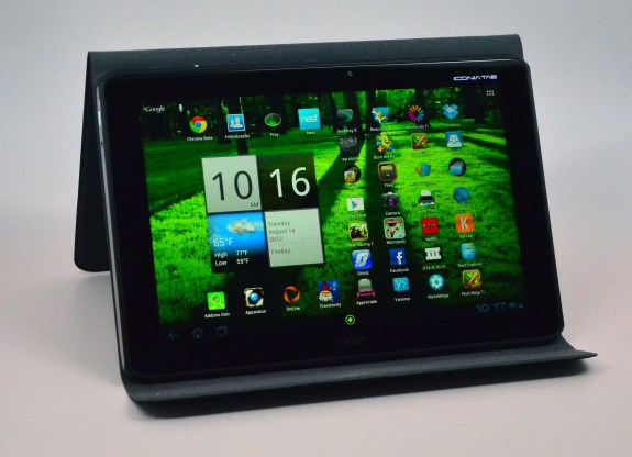 Acer iconia A700 Review - HERO