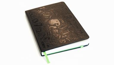 Evernote Smart Notebook by Moleskin
