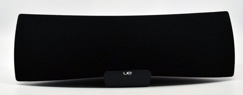 Logitech UE Air Speaker Review - front