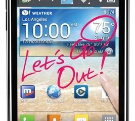 MetroPCS LG Motion 4G