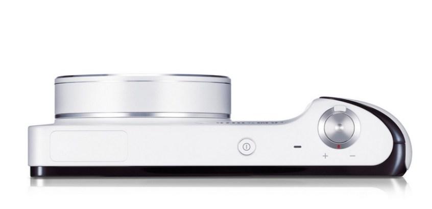 Samsung Galaxy Camera - Top