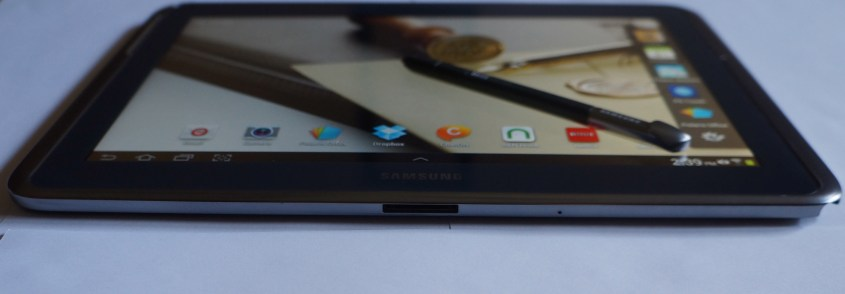 Samsung Galaxy Note 10.1 review 7