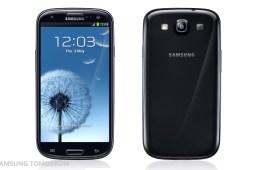 Samsung Galaxy S III Sapphire Black