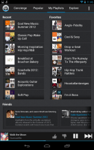 Songza Android