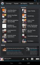 Songza Android