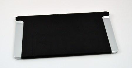 Zagg Flex Keyboard Review - Nexus 7 case open