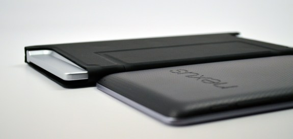 Zagg Flex Keyboard Review - Nexus 7 size