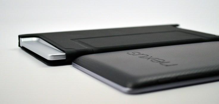 Zagg Flex Keyboard Review - Nexus 7 size