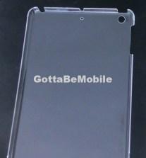 iPad Mini Case Clear Plastic