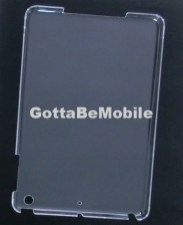 iPad Mini Case Clear