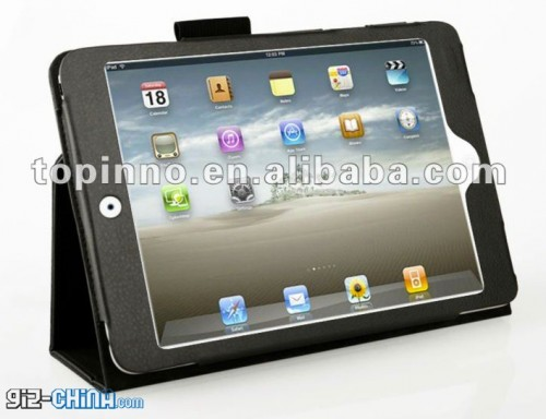 iPad Mini leaked case