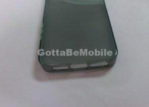 iPhone 5 Case Smoke Dock Connector