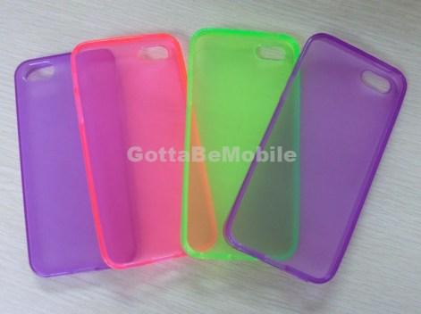 iPhone 5 Cases neon