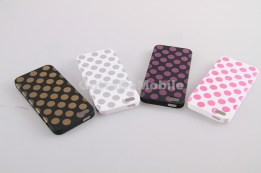 iPhone 5 Cases polkadots