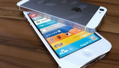 iPhone 5 Design