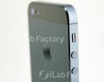 iPhone 5 back assembled