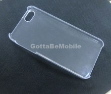iPhone 5 case clear 2