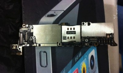 iPhone 5 logic board
