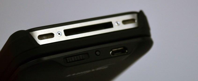 BoxWave Keyboard Buddy review - iPhone keyboard - 4